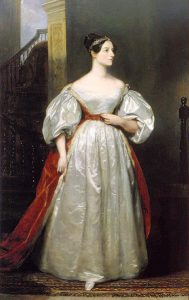 Ada Lovelace, first computer programmer was a woman