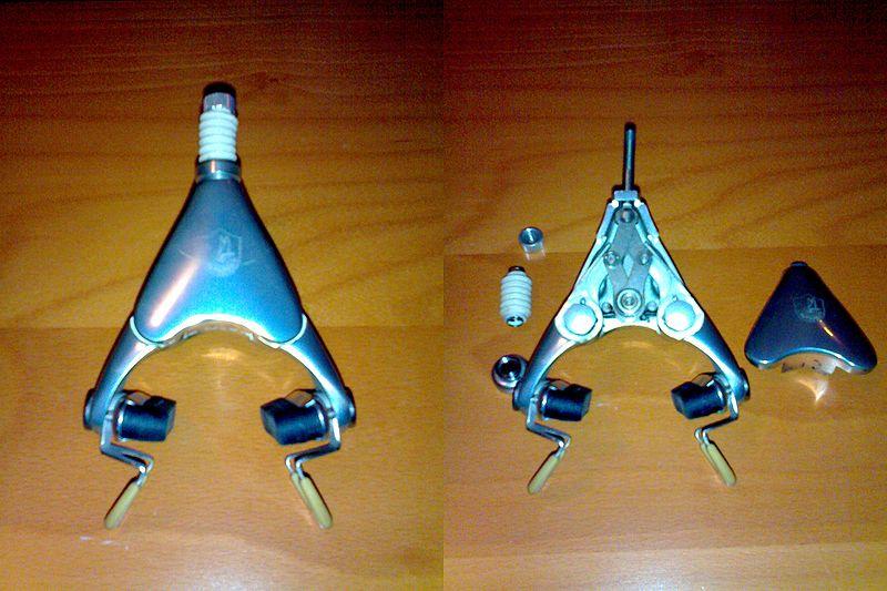 Campagnolo Delta bicycle caliper brake