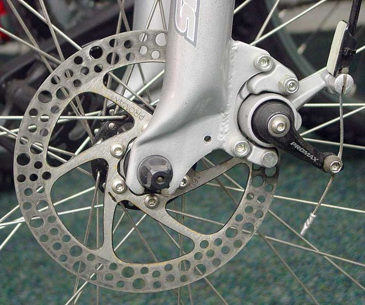 bike disk brake