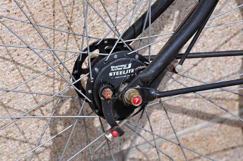 bicycle drum brake