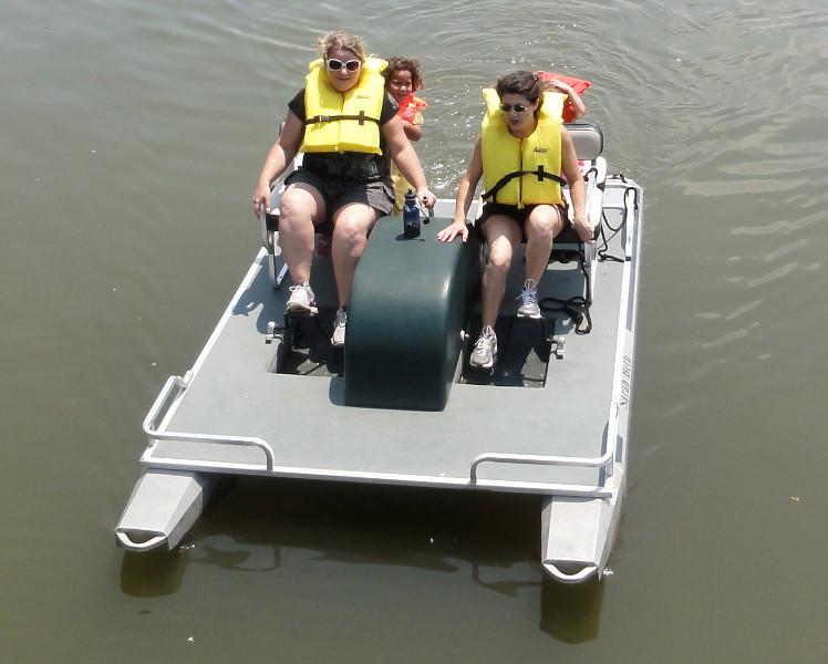 pedalboat