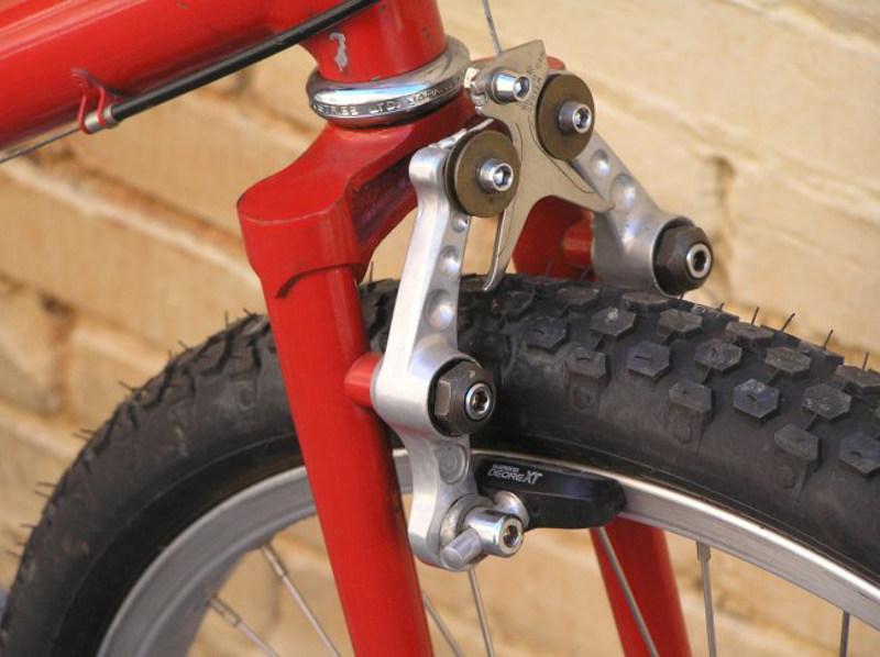 Shimano Rollercam bicycle brake