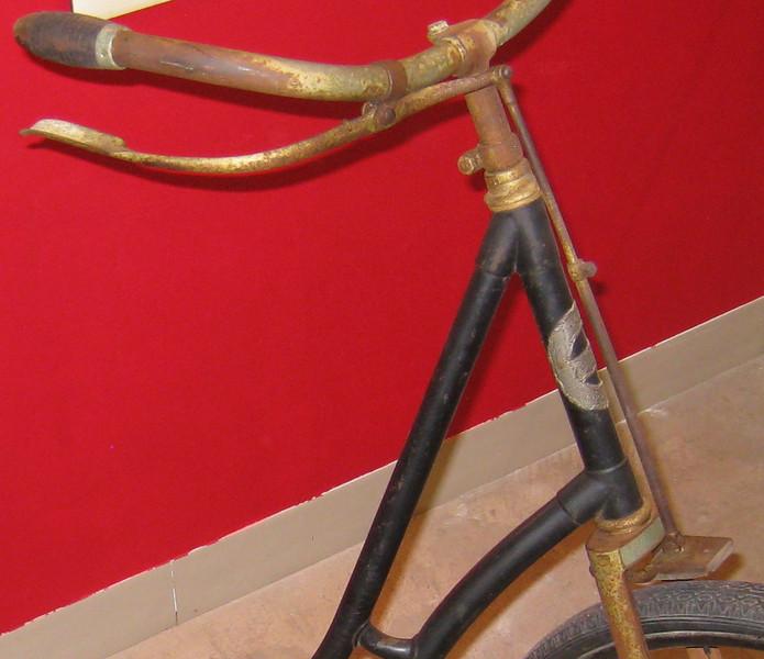 vintage bicycle spoon brake