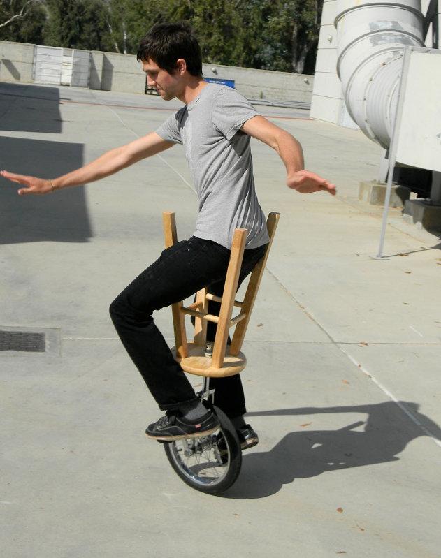 stool unicycle