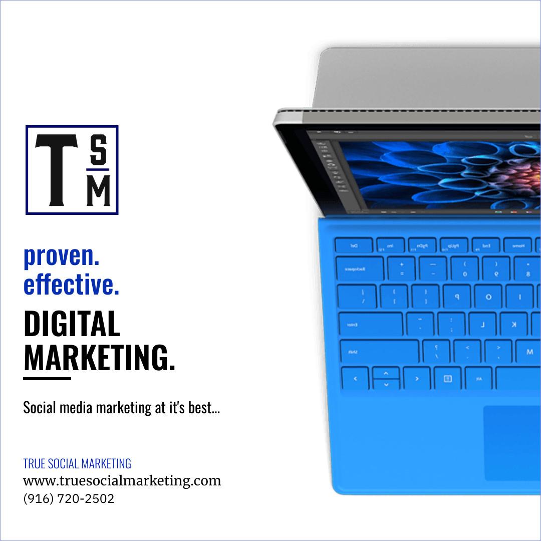 True Social Marketing
